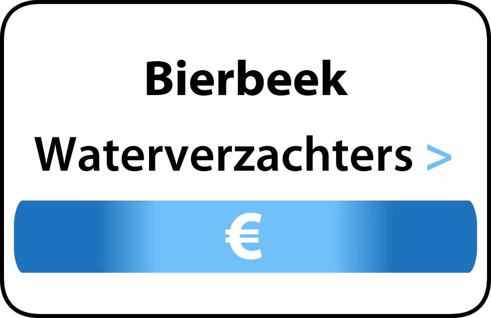 Waterverzachter in de buurt van Bierbeek