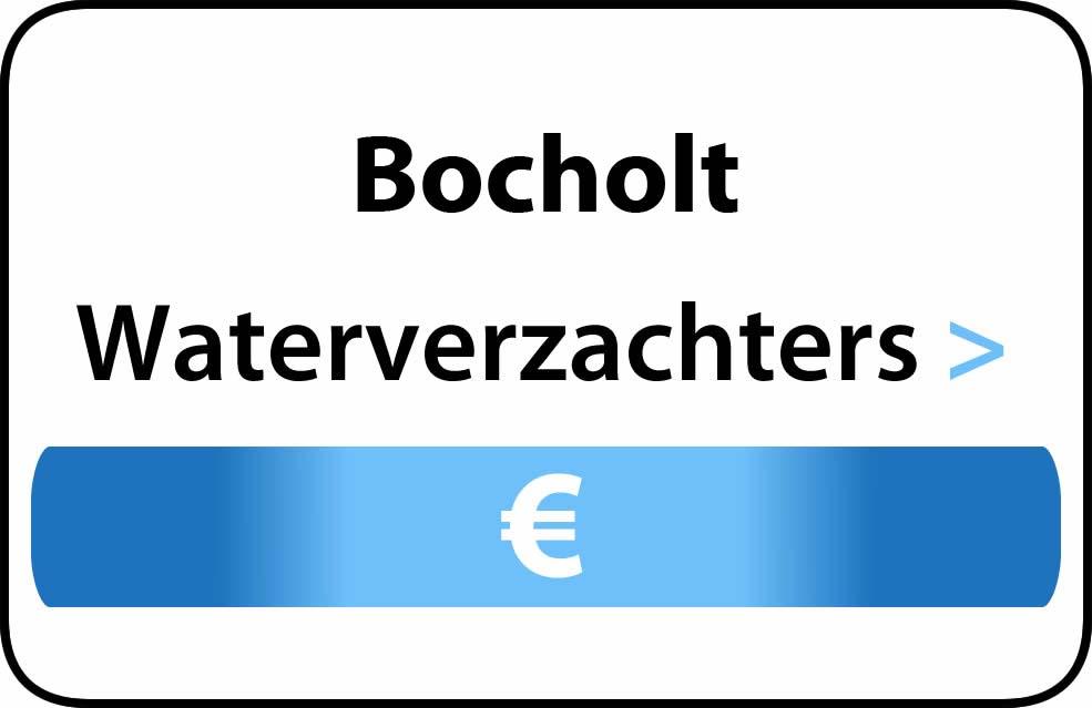 Waterverzachter in de buurt van Bocholt
