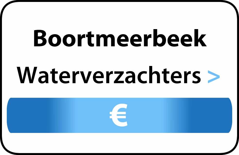 Waterverzachter in de buurt van Boortmeerbeek