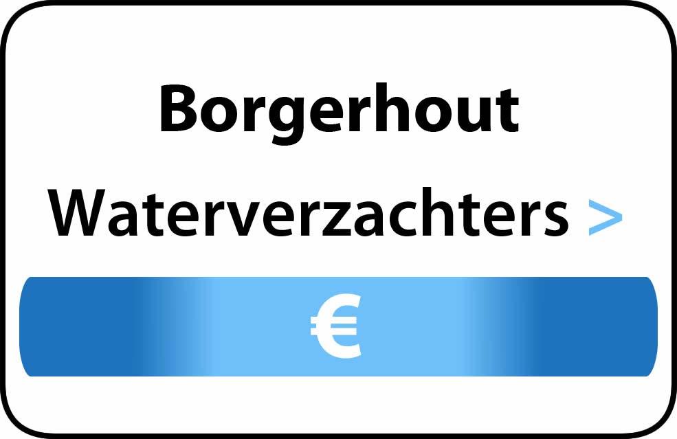 Waterverzachter in de buurt van Borgerhout