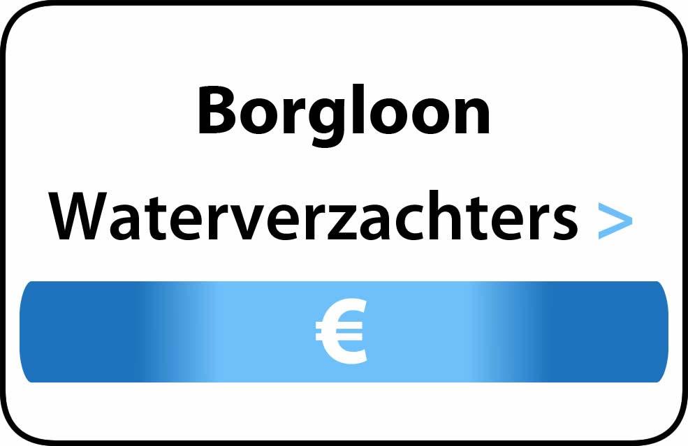 Waterverzachter in de buurt van Borgloon