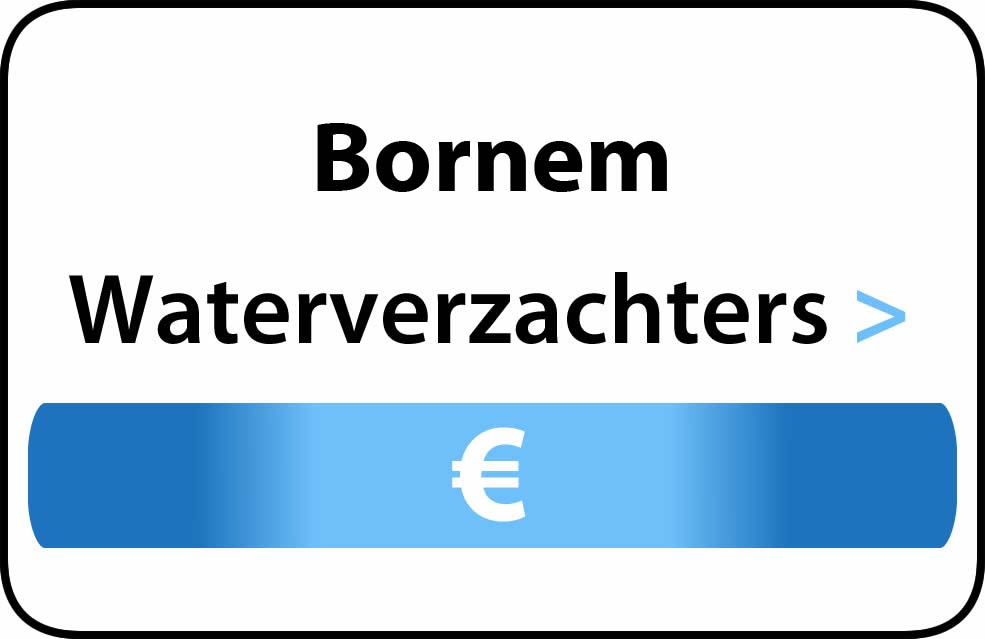 Waterverzachter in de buurt van Bornem