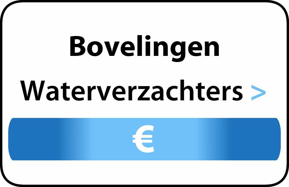 Waterverzachter in de buurt van Bovelingen