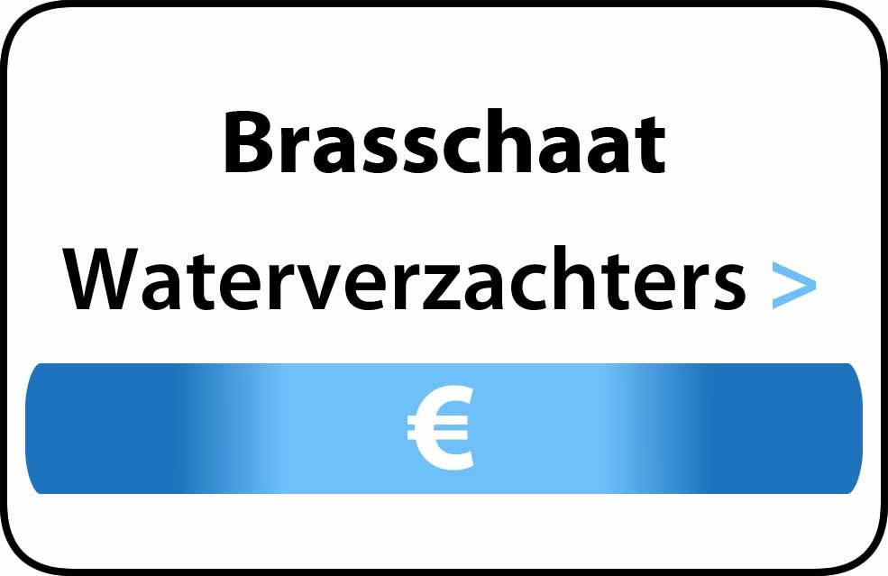 Waterverzachter in de buurt van Brasschaat