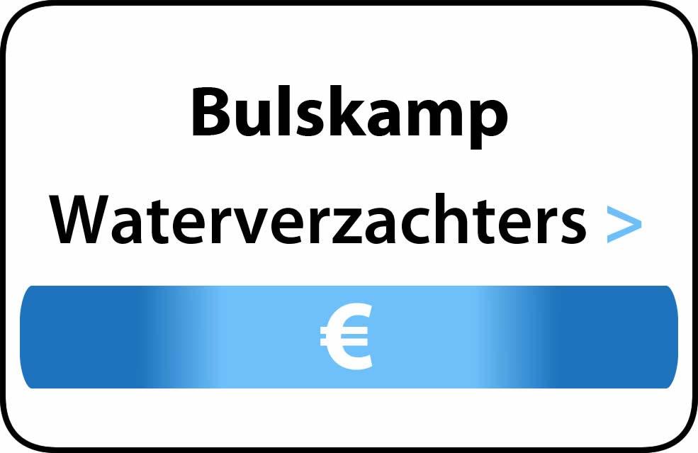 Waterverzachter in de buurt van Bulskamp