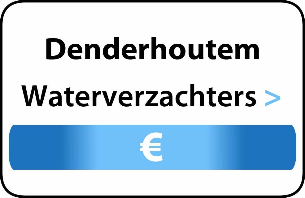 Waterverzachter in de buurt van Denderhoutem