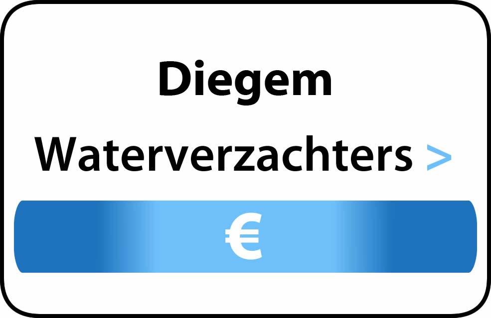 Waterverzachter in de buurt van Diegem