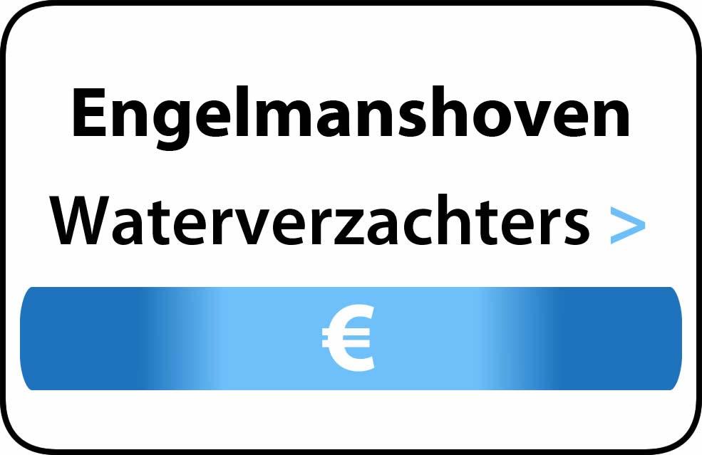Waterverzachter in de buurt van Engelmanshoven