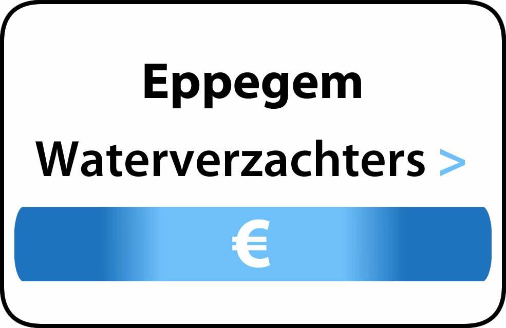 Waterverzachter in de buurt van Eppegem