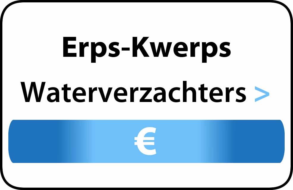 Waterverzachter in de buurt van Erps-Kwerps