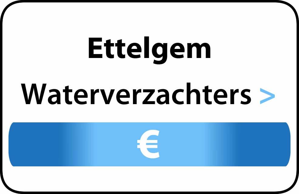 Waterverzachter in de buurt van Ettelgem