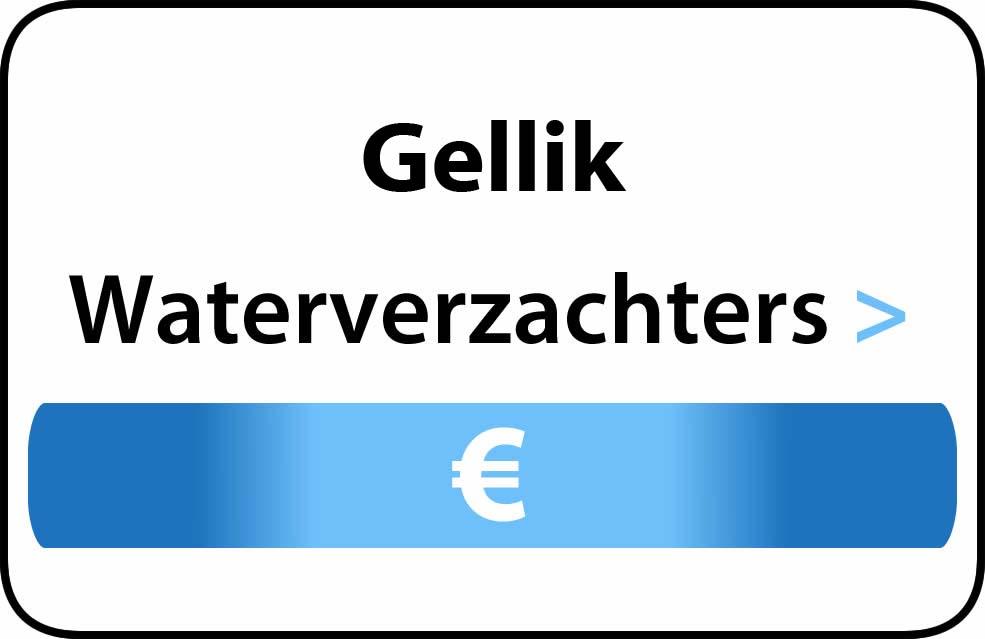 Waterverzachter in de buurt van Gellik