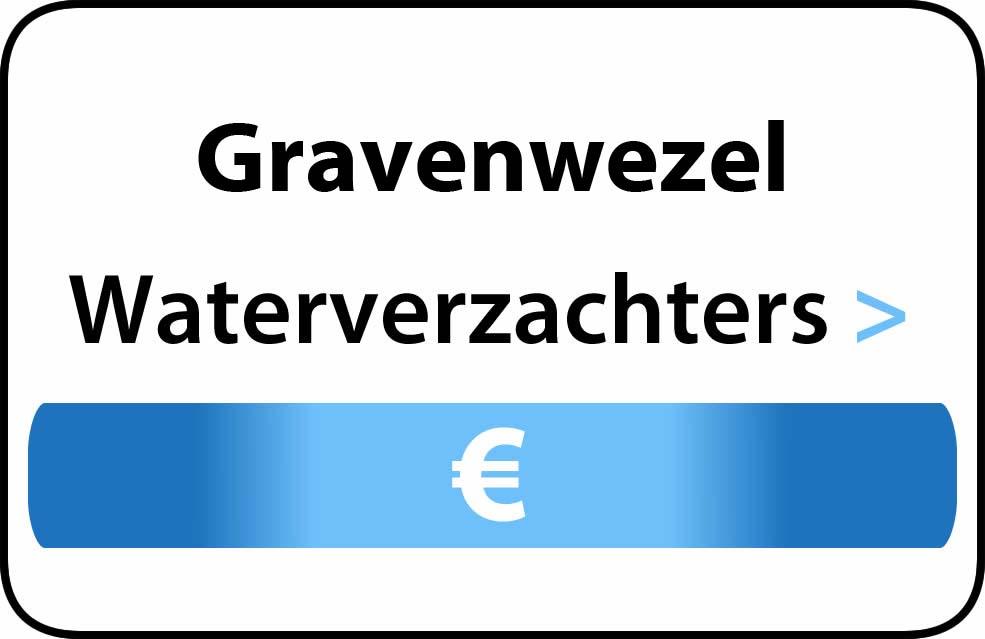 Waterverzachter in de buurt van Gravenwezel