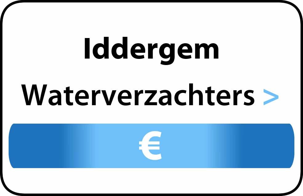 Waterverzachter in de buurt van Iddergem