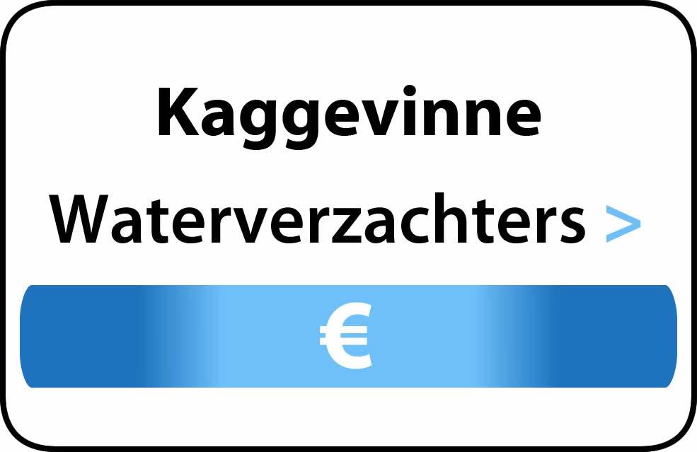 Waterverzachter in de buurt van Kaggevinne