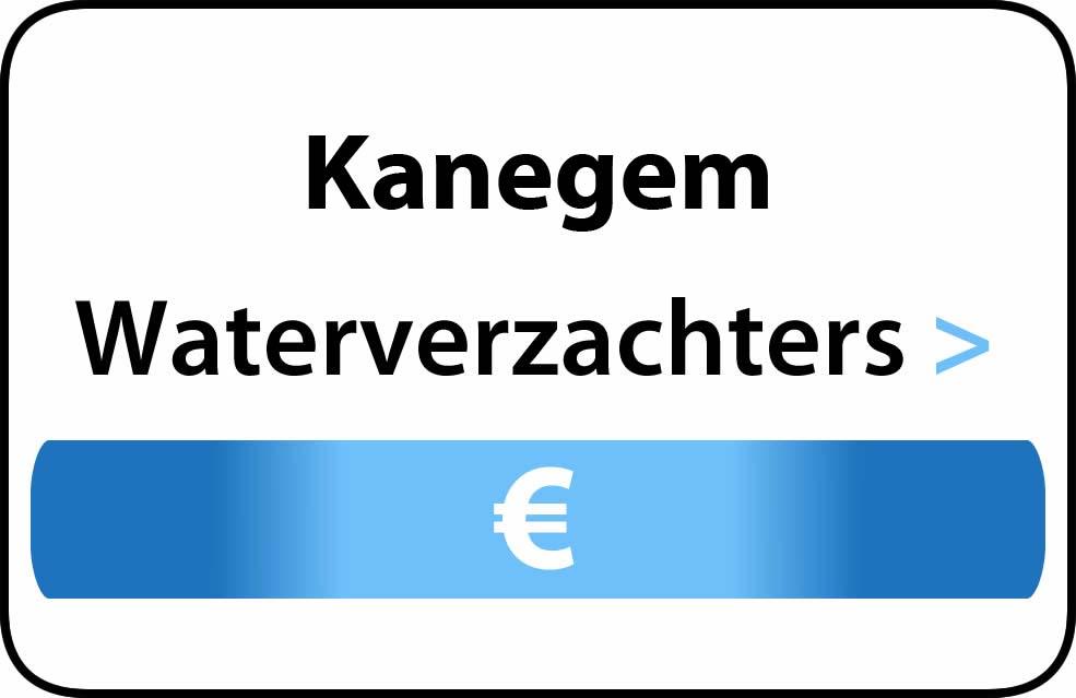 Waterverzachter in de buurt van Kanegem