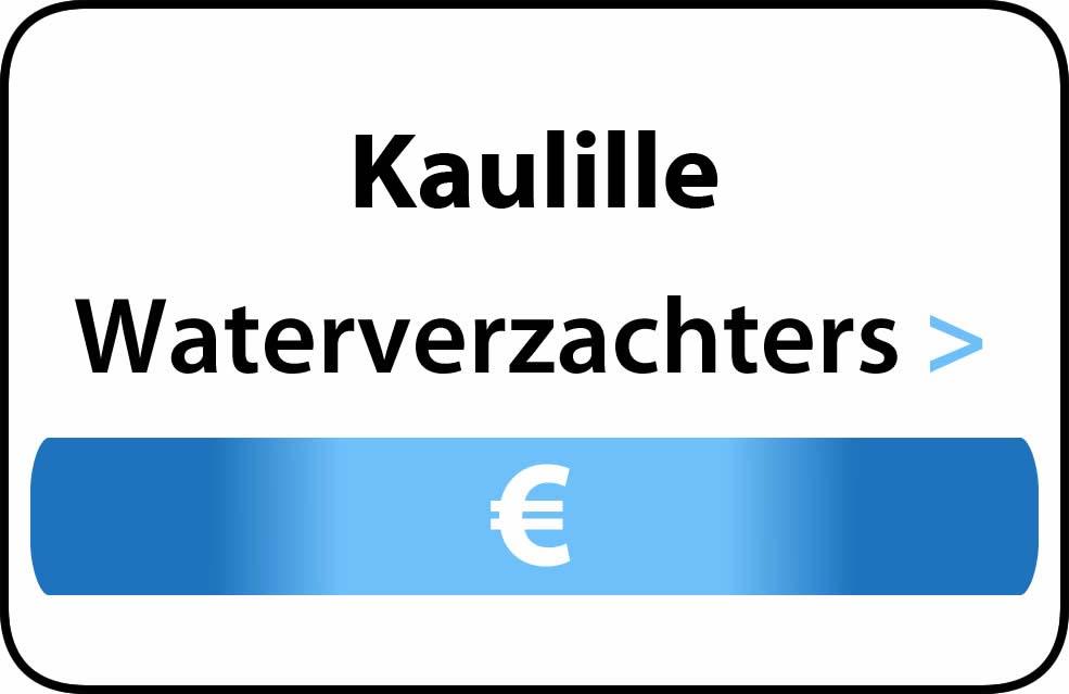 Waterverzachter in de buurt van Kaulille