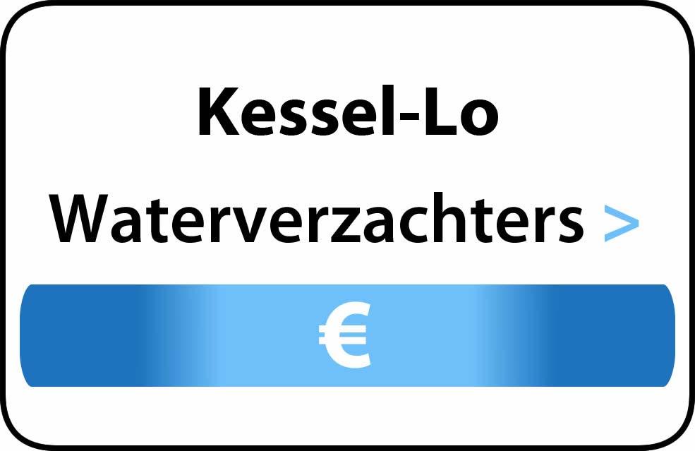 Waterverzachter in de buurt van Kessel Lo