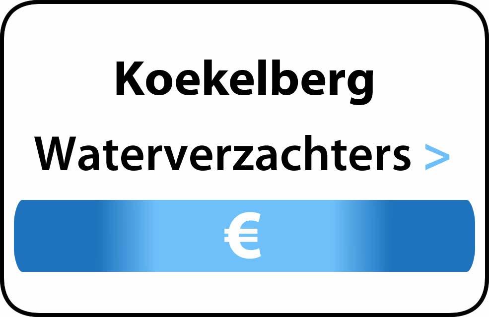 Waterverzachter in de buurt van Koekelberg