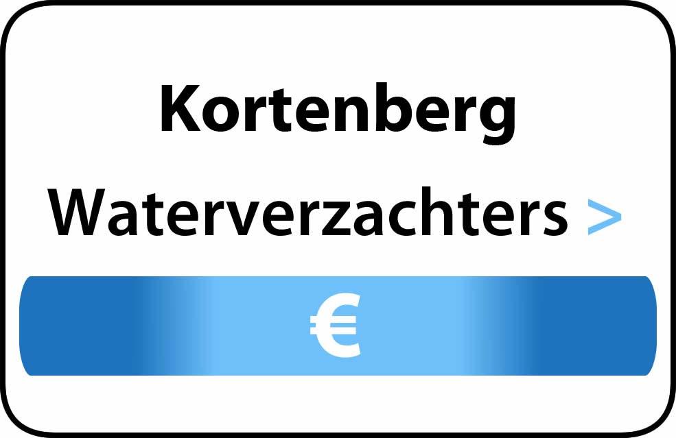 Waterverzachter in de buurt van Kortenberg
