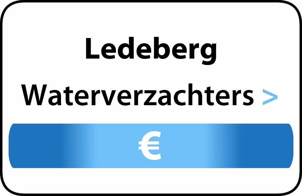 Waterverzachter in de buurt van Ledeberg