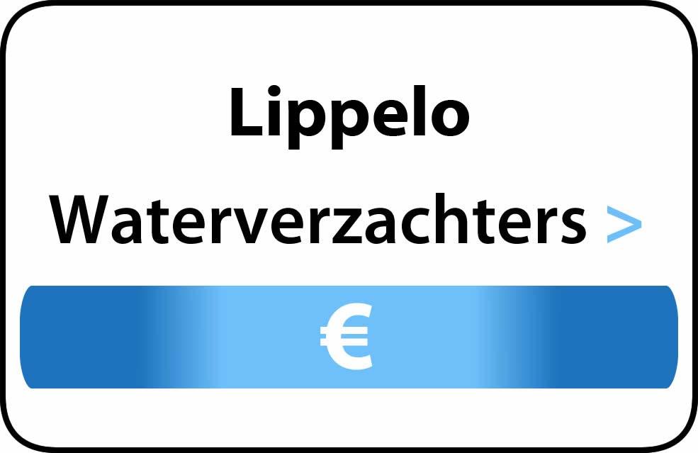Waterverzachter in de buurt van Lippelo