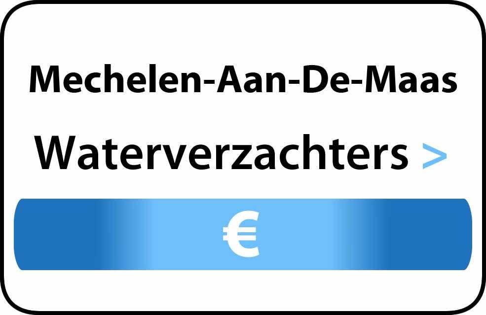 Waterverzachter in de buurt van Mechelen-Aan-De-Maas