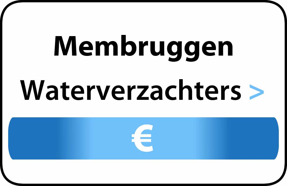 Waterverzachter in de buurt van Membruggen