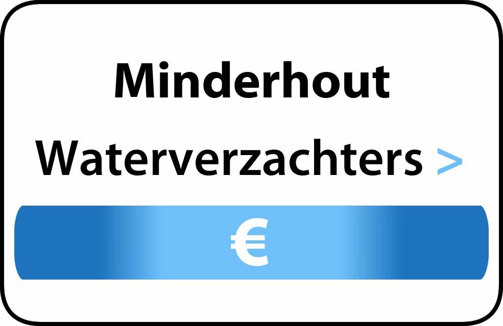 Waterverzachter in de buurt van Minderhout
