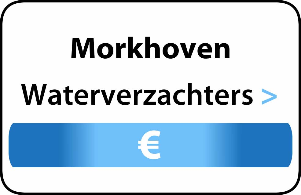 Waterverzachter in de buurt van Morkhoven