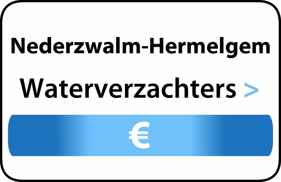 Waterverzachter in de buurt van Nederzwalm-Hermelgem