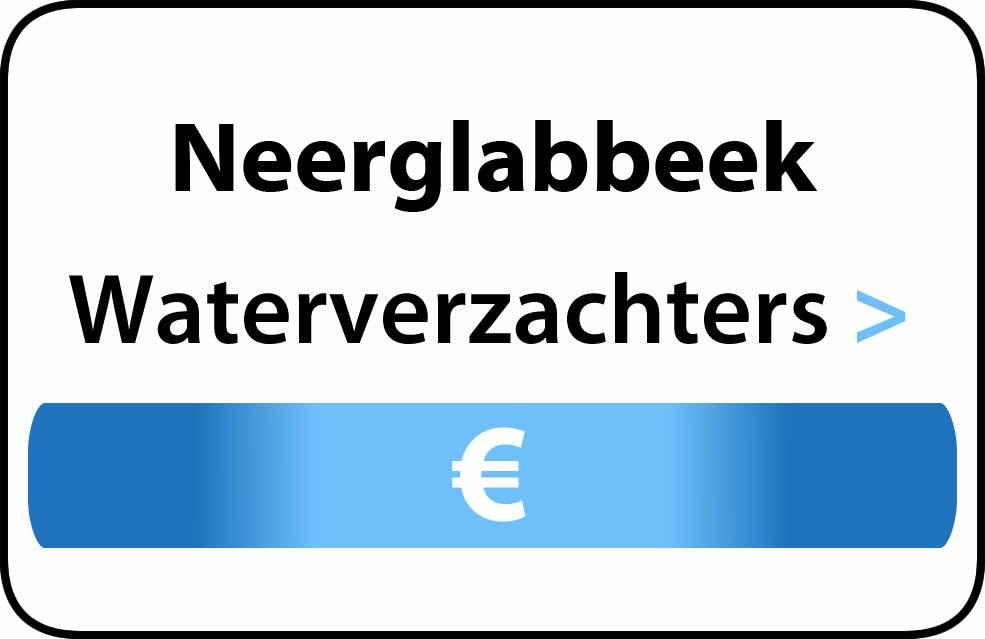Waterverzachter in de buurt van Neerglabbeek