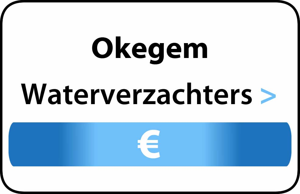 Waterverzachter in de buurt van Okegem