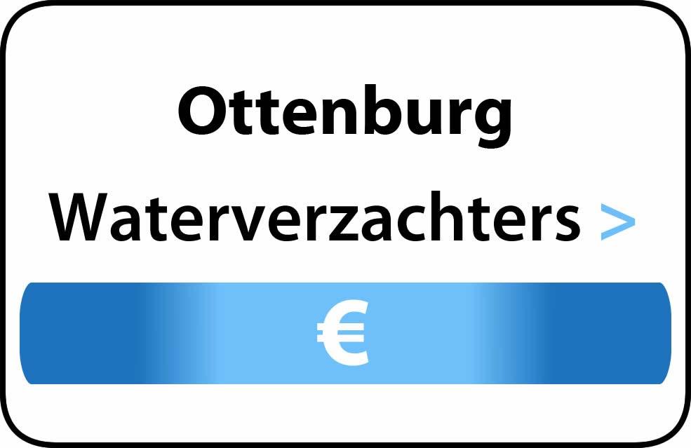 Waterverzachter in de buurt van Ottenburg