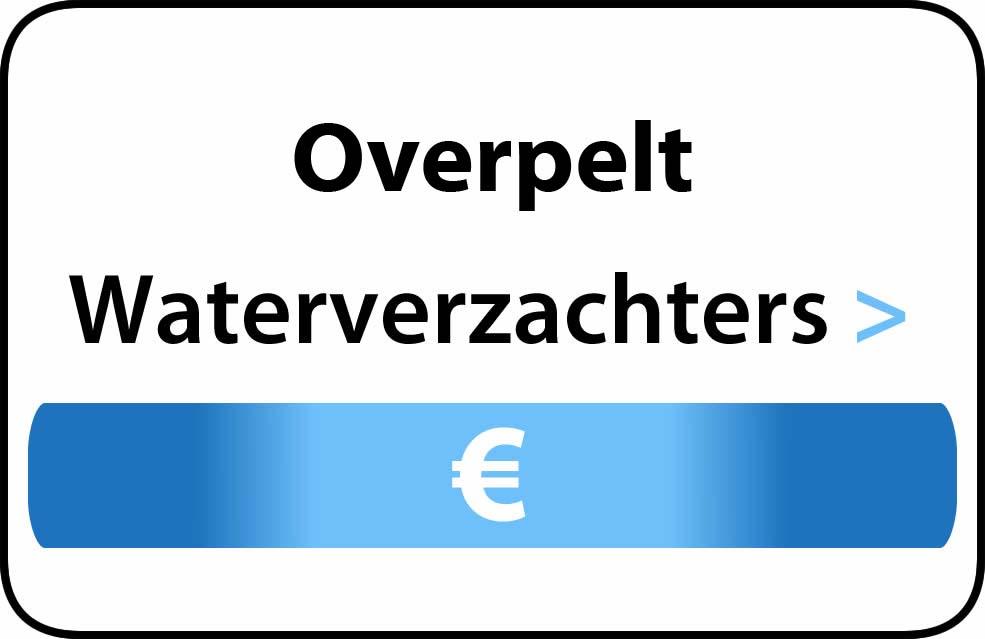 Waterverzachter in de buurt van Overpelt