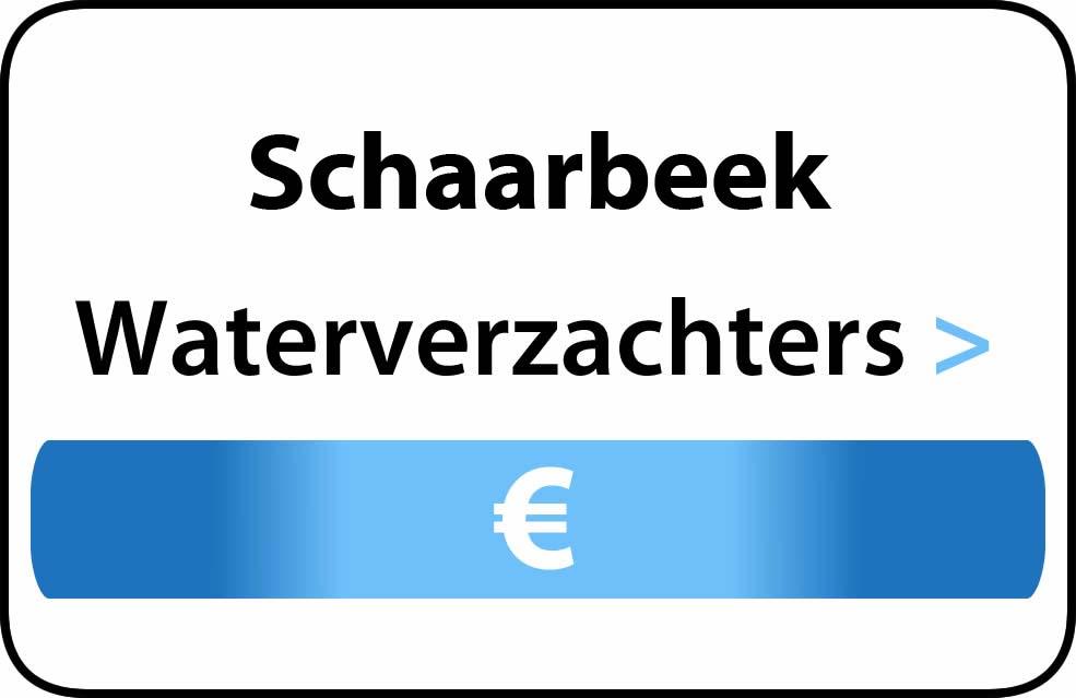 Waterverzachter in de buurt van Schaarbeek