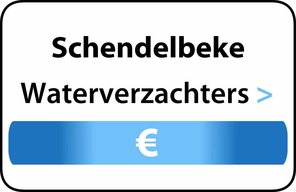 Waterverzachter in de buurt van Schendelbeke