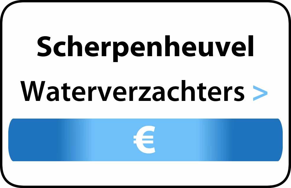 Waterverzachter in de buurt van Scherpenheuvel
