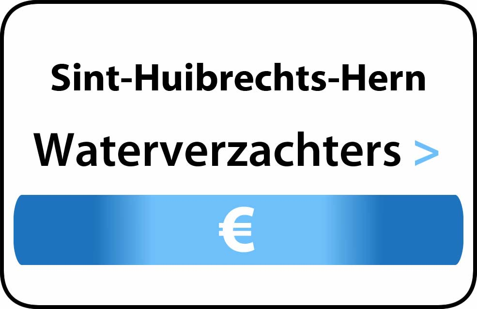 Waterverzachter in de buurt van Sint-Huibrechts-Hern