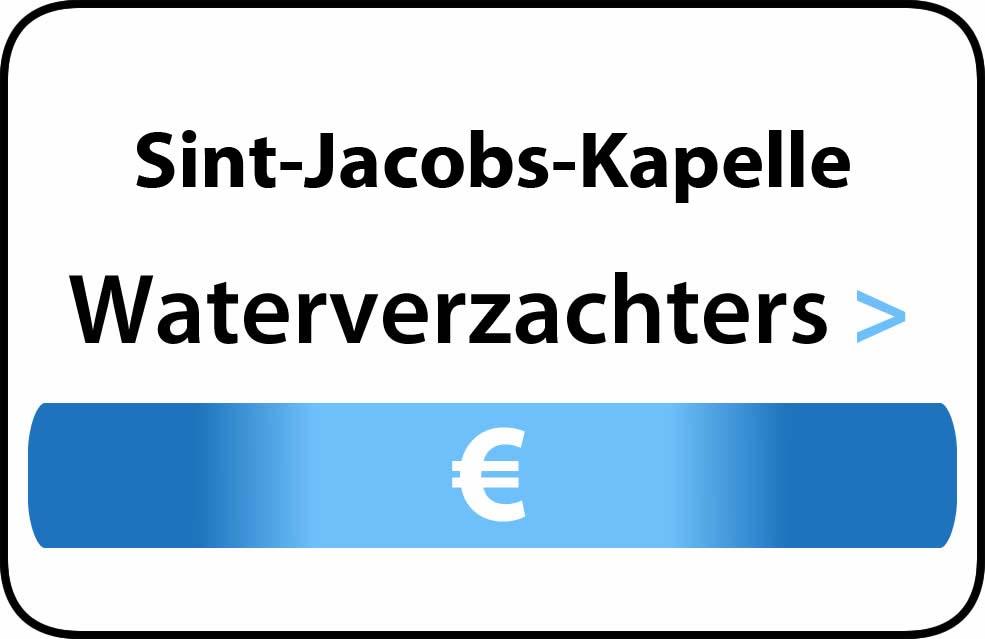 Waterverzachter in de buurt van Sint-Jacobs-Kapelle