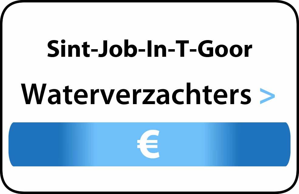 Waterverzachter in de buurt van Sint-Job-In-T-Goor