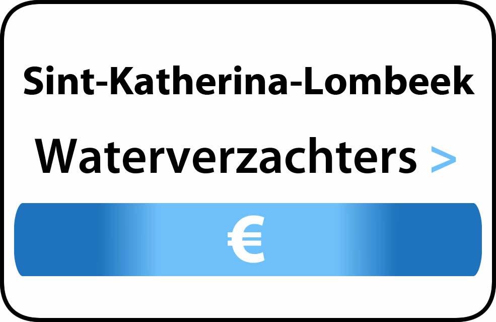Waterverzachter in de buurt van Sint-Katherina-Lombeek