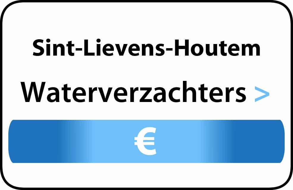 Waterverzachter in de buurt van Sint-Lievens-Houtem