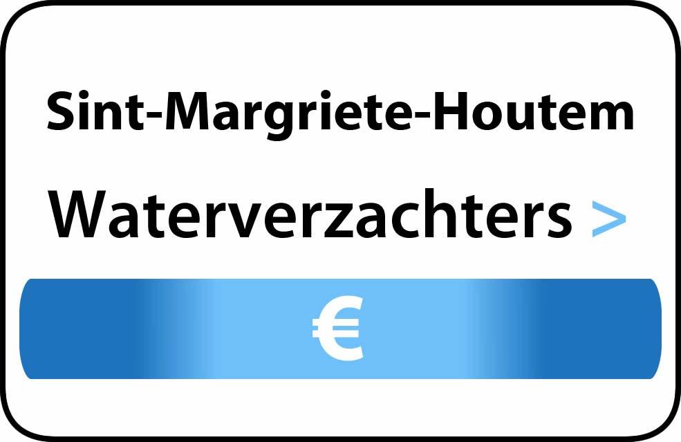 Waterverzachter in de buurt van Sint-Margriete-Houtem