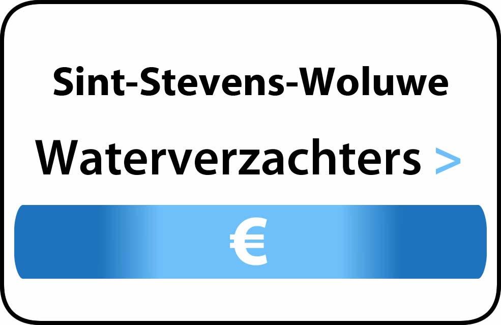 Waterverzachter in de buurt van Sint-Stevens-Woluwe