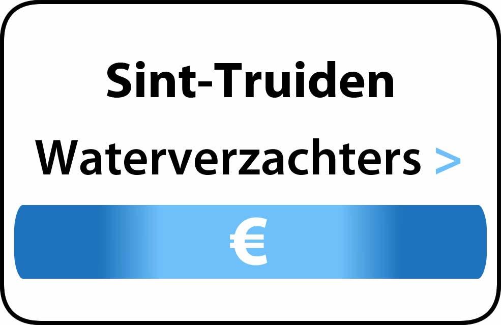 Waterverzachter in de buurt van Sint-Truiden