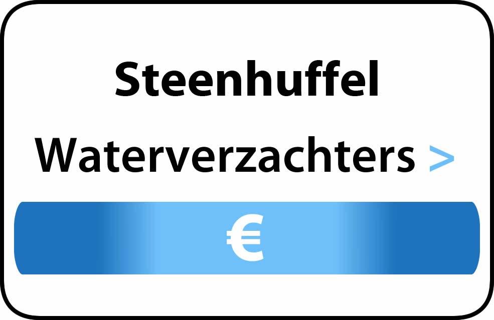 Waterverzachter in de buurt van Steenhuffel