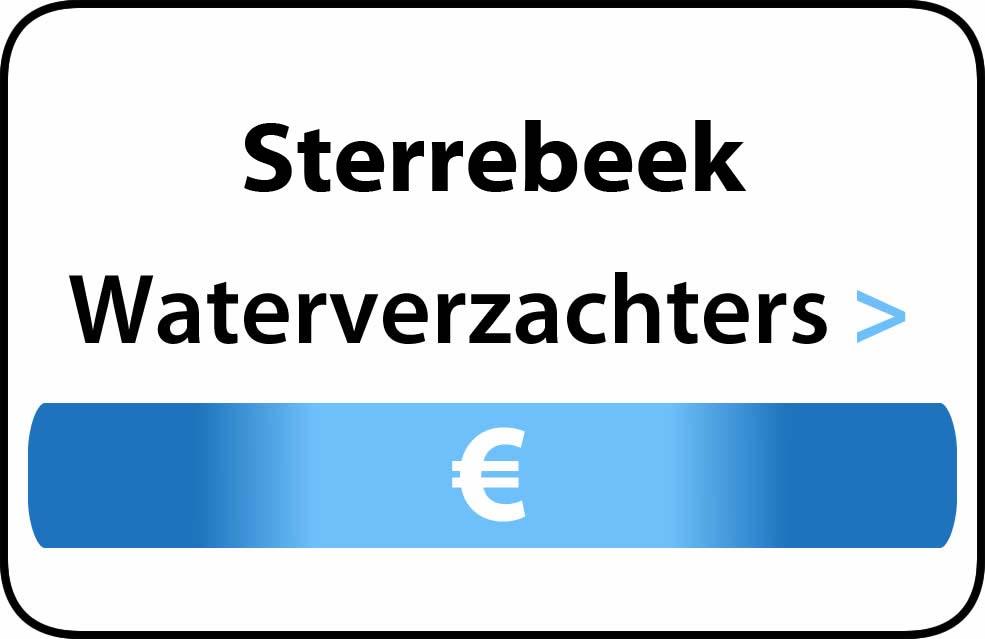 Waterverzachter in de buurt van Sterrebeek