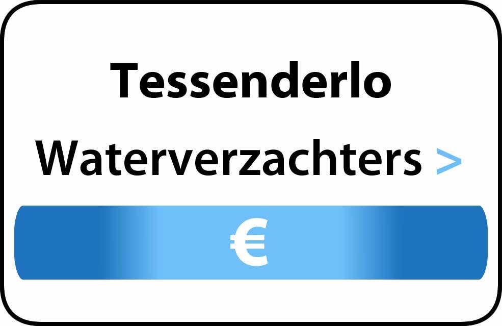 Waterverzachter in de buurt van Tessenderlo