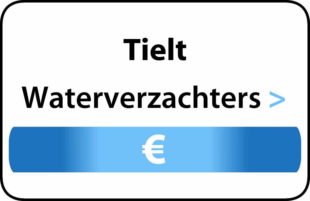 Waterverzachter in de buurt van Tielt